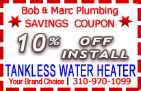 Rolling Hills Plumber Tankless Water Heater